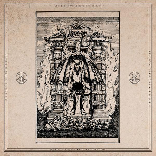 Venom - Venom (1980 Impulse Studios £50 Demo Recordings) [2019 - Remaster]