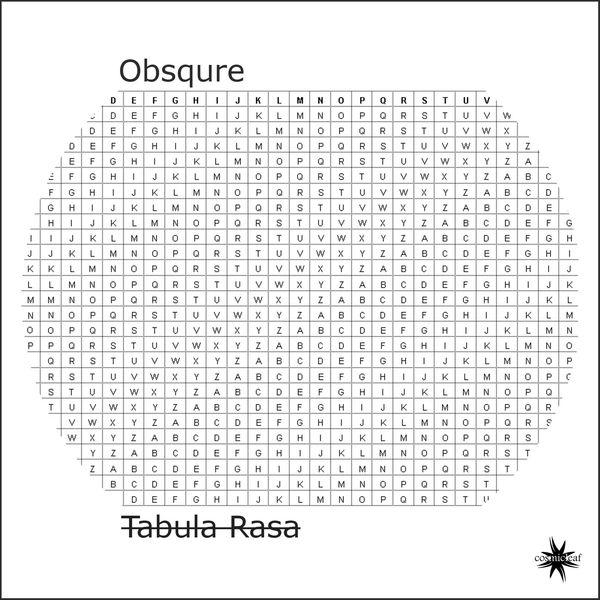 Obsqure - Tabula Rasa