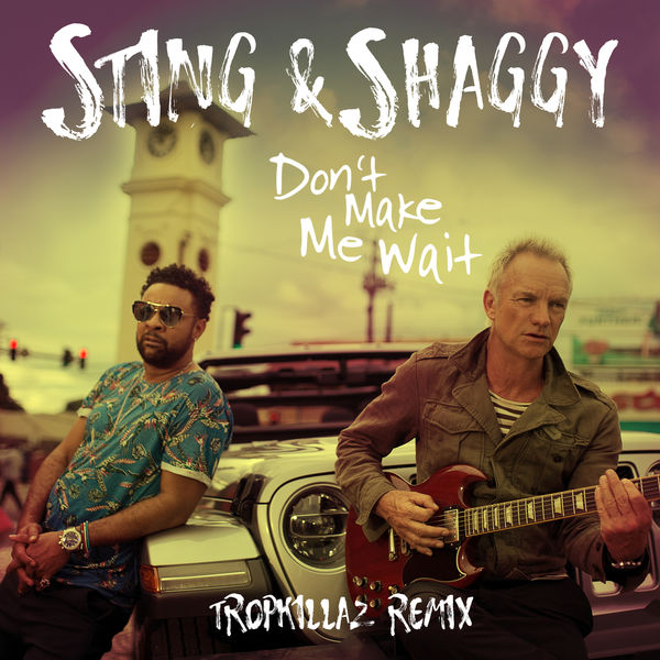 Don't Make Me Wait: Tropkillaz Remix   Sting to stream in hi-fi, or