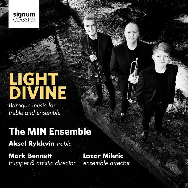 Aksel Rykkvin - Light Divine