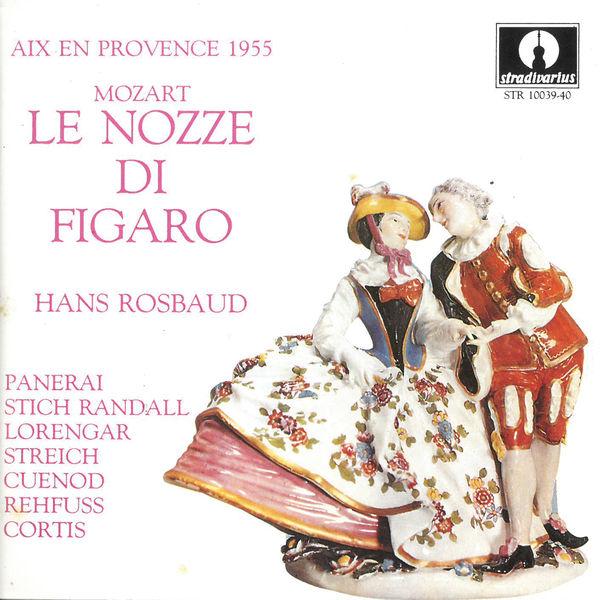 Orchestre de la Société des Concerts du Conservatoire - Mozart: Le nozze di Figaro, K. 492 (Live)