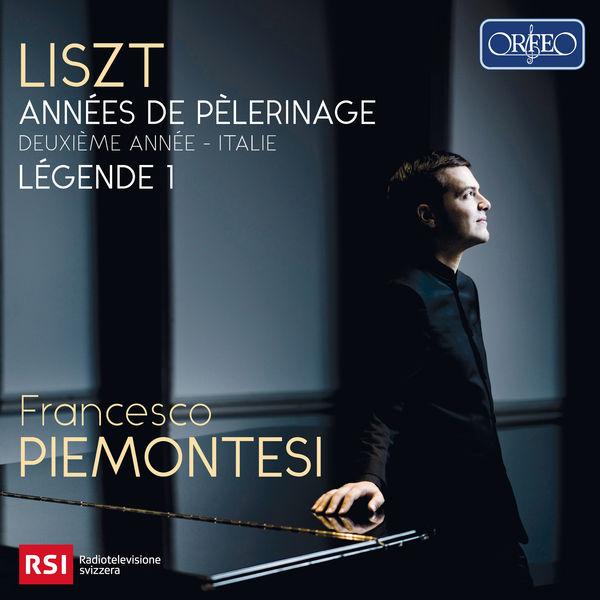 Francesco Piemontesi - Liszt : Années de pèlerinage II, S.161