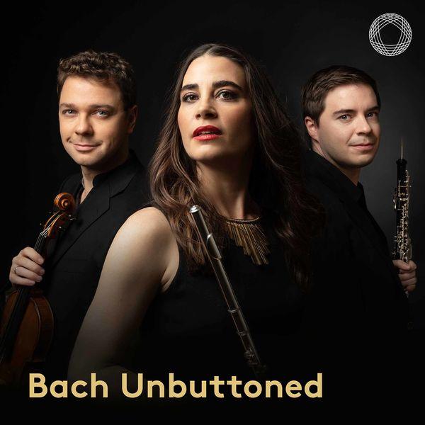 Ana de la Vega - Bach Unbuttoned