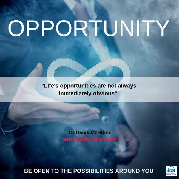 Dr Denis McBrinn - Opportunity (feat. Sara Dylan)