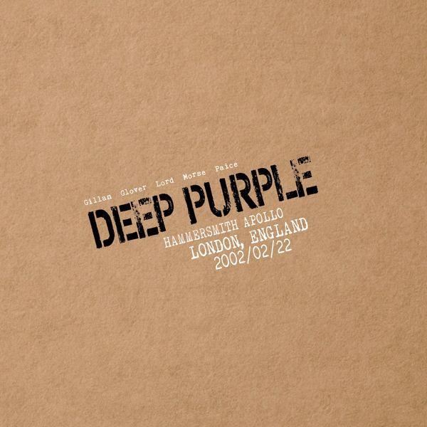 Deep Purple|Live in London 2002