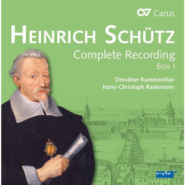 Dresdner Kammerchor - Schütz: Complete Recording