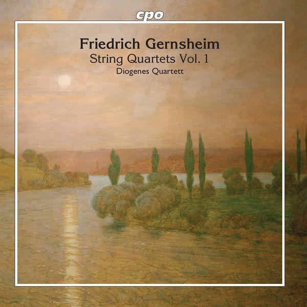 Diogenes Quartett - Gernsheim: String Quartets, Vol. 1