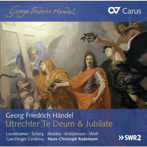 Hans-Christoph Rademann - Handel: Works for Voices & Orchestra (Live)