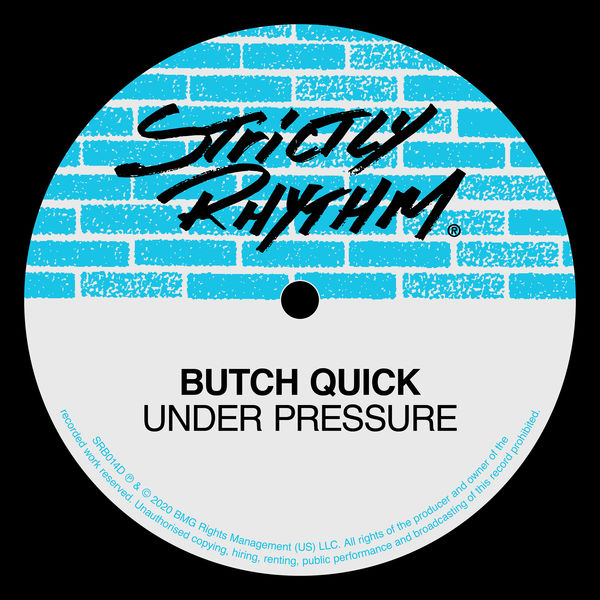 Butch Quick - Under Pressure