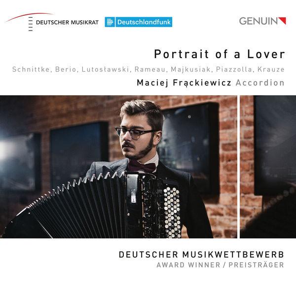 Maciej Frackiewicz - Portrait of a Lover