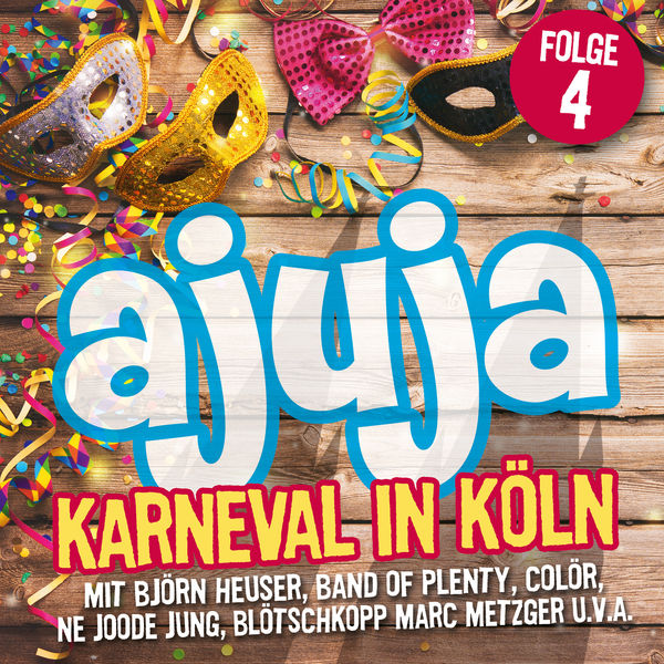 Various Artists - ajuja 4 - Karneval in Köln