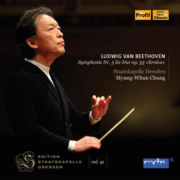 """Staatskapelle Dresden - Beethoven: Symphony No. 3 in E-Flat Major, Op. 55 """"Eroica"""" (Live)"""