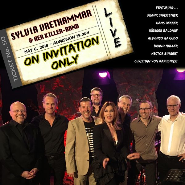Sylvia Vrethammar - On Invitation Only (Live)