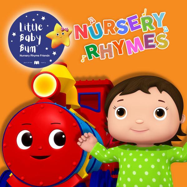 Little Baby Bum Nursery Rhyme Friends - Choo Choo Train