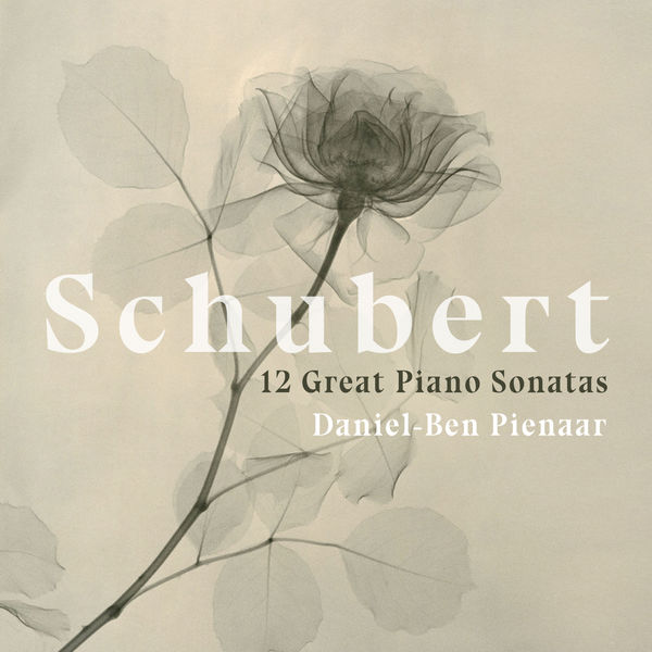 Daniel-Ben Pienaar - Schubert : 12 Great Piano Sonatas