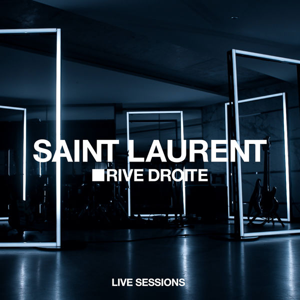 Keep Dancing Inc|Saint Laurent Rive Droite Live Sessions (Saint Laurent Rive Droite Live Sessions)