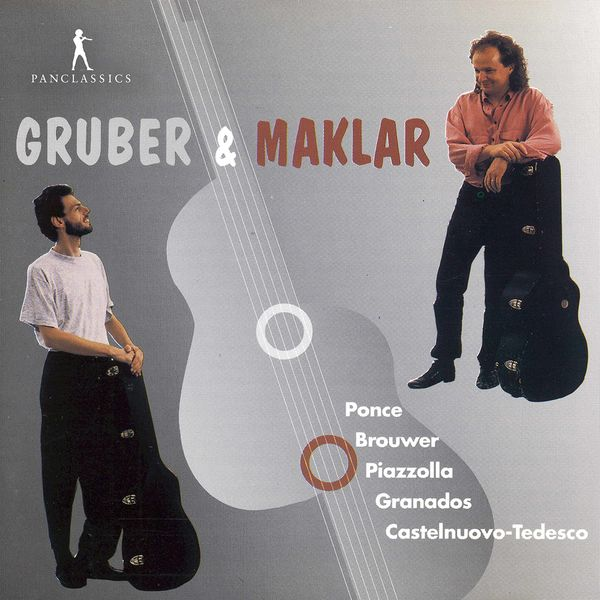 Duo Gruber & Maklar - Granados, Ponce & Others: Works for 2 Guitars
