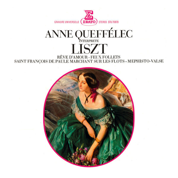 Anne Queffélec - Liszt: Piano Pieces