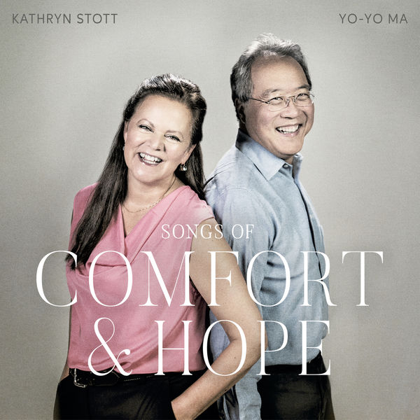 Yo-Yo Ma - Songs of Comfort and Hope