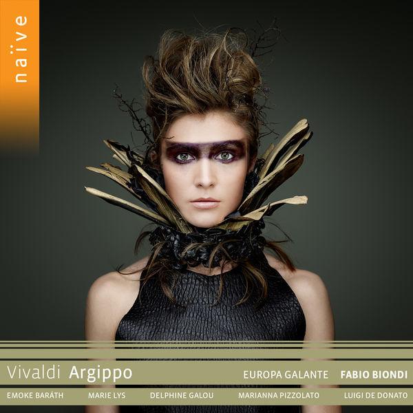 Europa Galante - Vivaldi: Argippo
