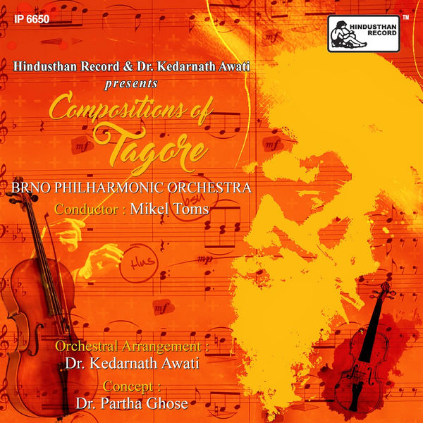 Brno Philharmonic Orchestra - Compositions of Tagore