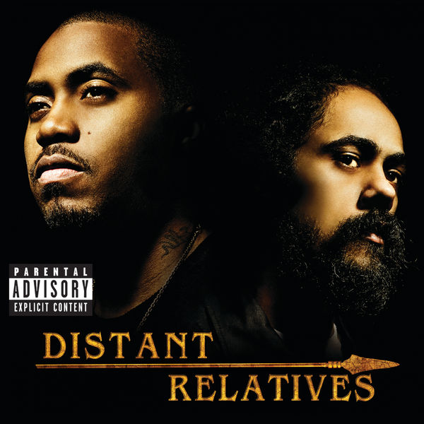 Damian Marley - Distant Relatives