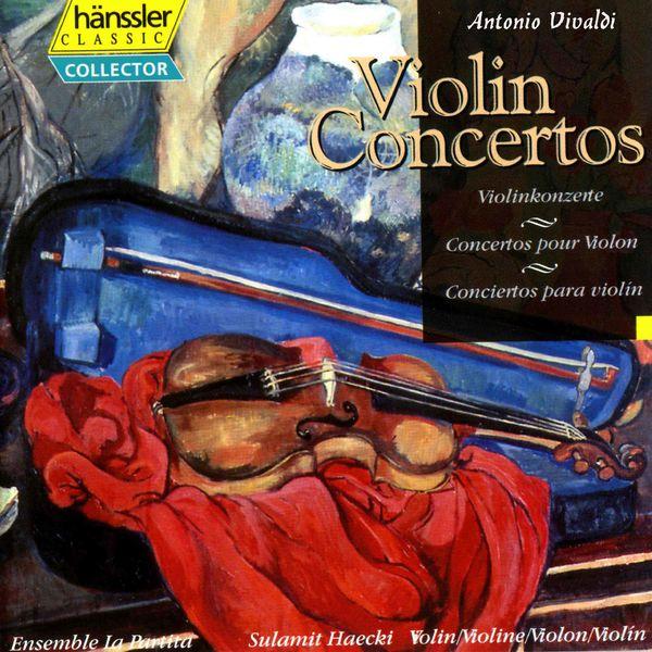 Sulamit Haecki - Vivaldi: Violin Concertos
