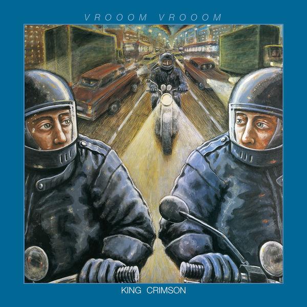 King Crimson - VROOOM VROOOM (Live, 1995/96)