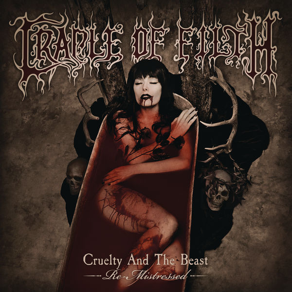 Cradle Of Filth - Cruelty and the Beast - Re-Mistressed