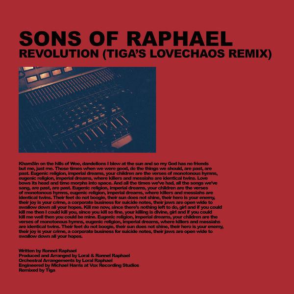 Sons of Raphael - Revolution