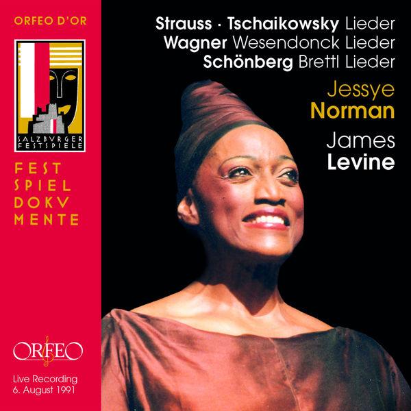 Jessye Norman - Strauss, Tchaikovsky, Wagner & Schoenberg: Lieder (Live)
