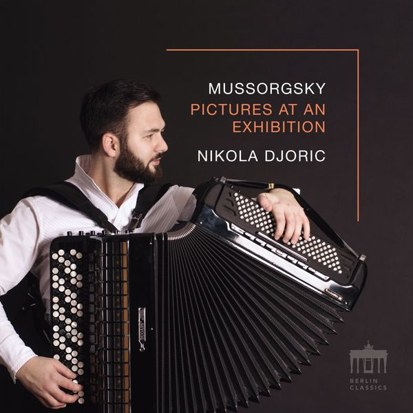 Nikola Djoric - Mussorgsky: Pictures at an Exhibition (Pictures Part I)