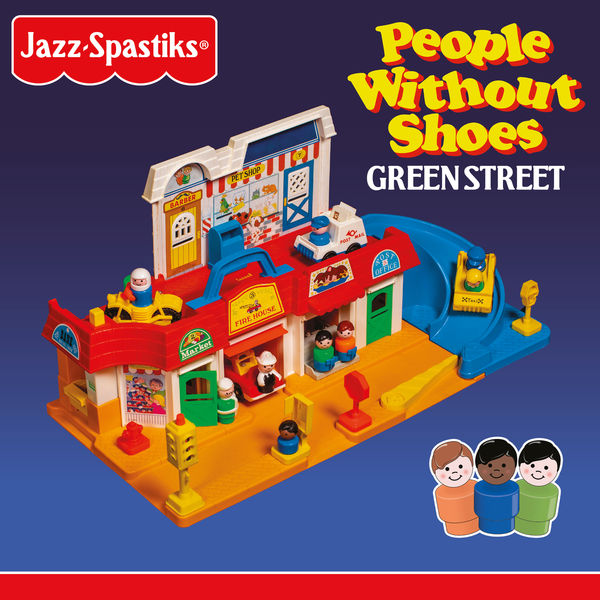 Jazz Spastiks & People Without Shoes feat. Bathtubbs - Bombs over Beats