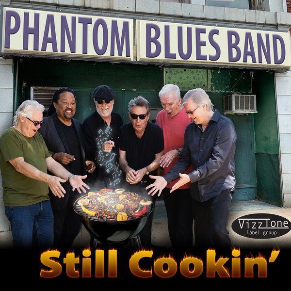 Phantom Blues Band - Don't Fight It