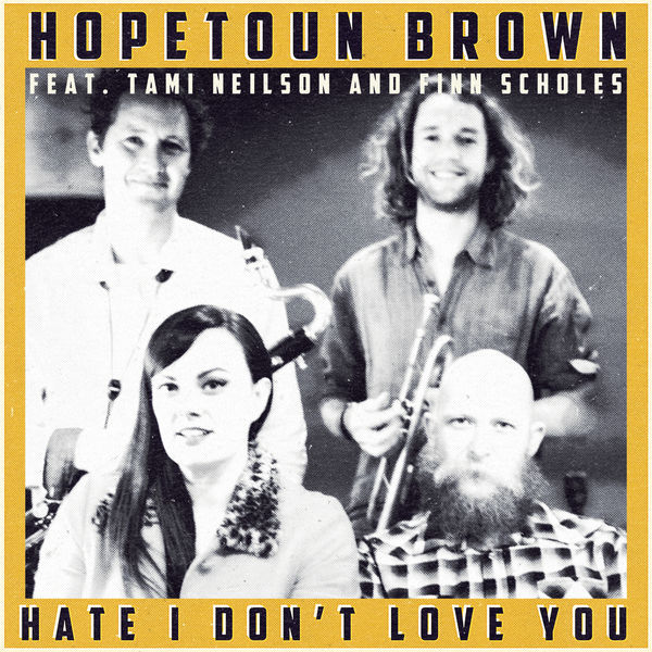 Tami Neilson - Hate I Don't Love You (feat. Tami Neilson & Finn Scholes)