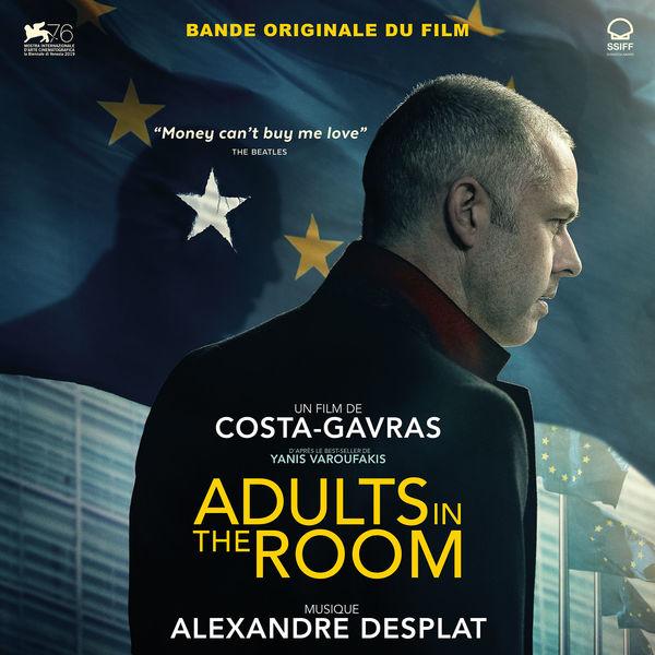Alexandre Desplat - Adults in the Room (Bande originale du film)