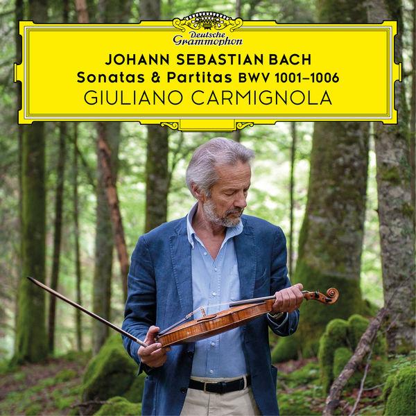 Giuliano Carmignola - Bach : Sonatas & Partitas