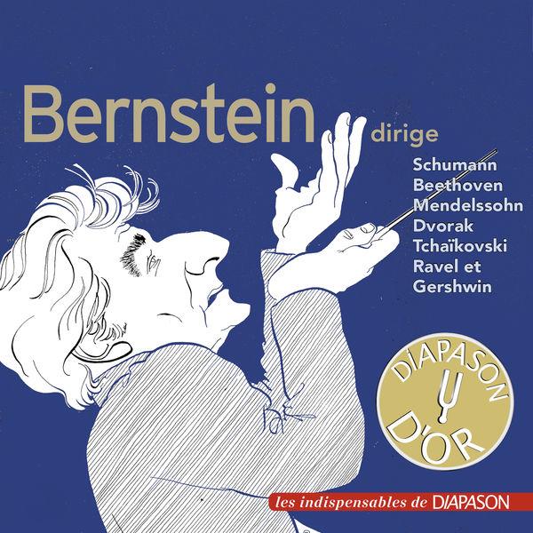 Leonard Bernstein - Schumann, Beethoven, Dvorak, Mendelssohn, Ravel...