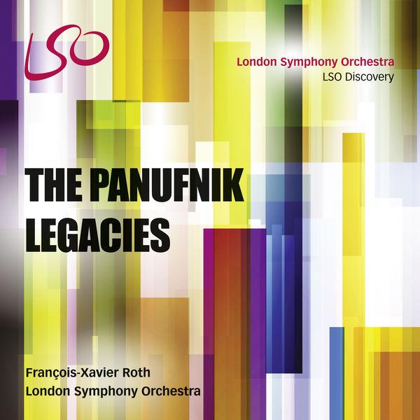 London Symphony Orchestra - The Panufnik Legacies