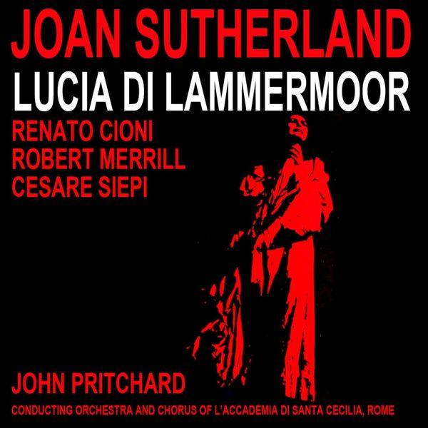 Sir John Pritchard - Donizetti: Lucia Di Lammermoor