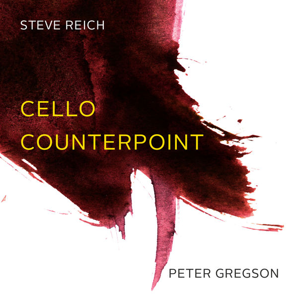 Peter Gregson - Reich: Cello Counterpoint
