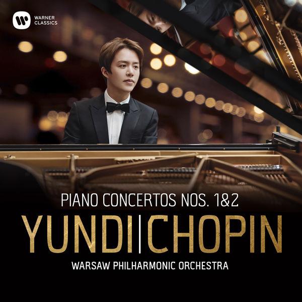 Yundi Li - Chopin: Piano Concertos Nos 1 & 2 - Piano Concerto No. 2 in F Minor, Op. 21: II. Larghetto