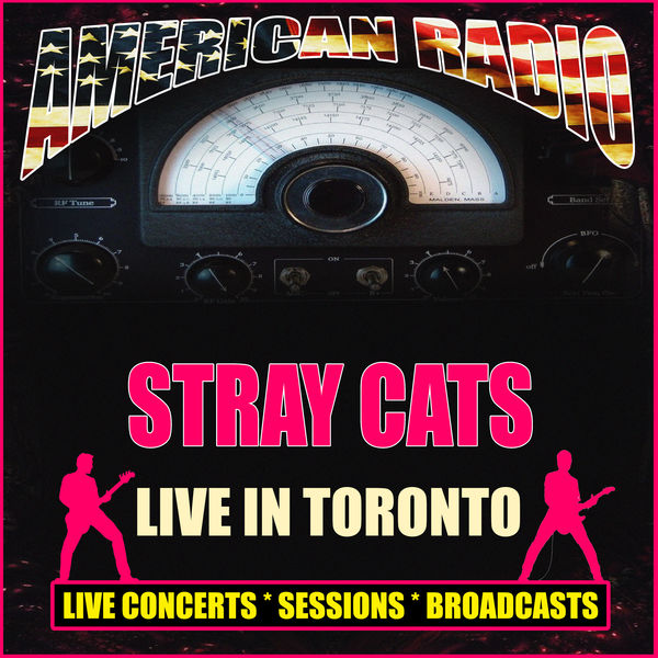 Stray Cats - Live in Toronto