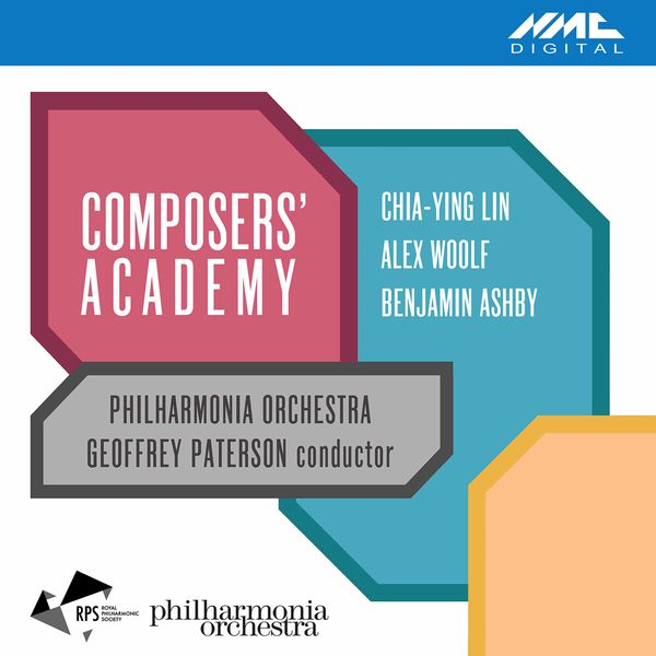Philharmonia Orchestra - Composers' Academy, Vol. 3 (Live)