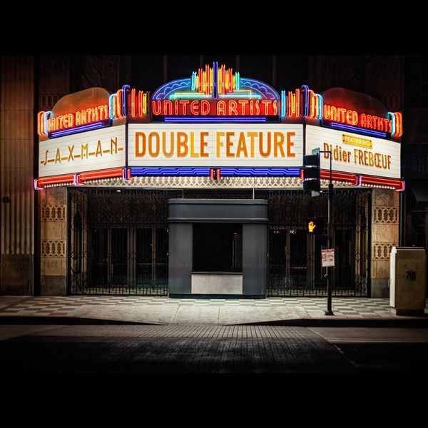 Saxman - Double Feature