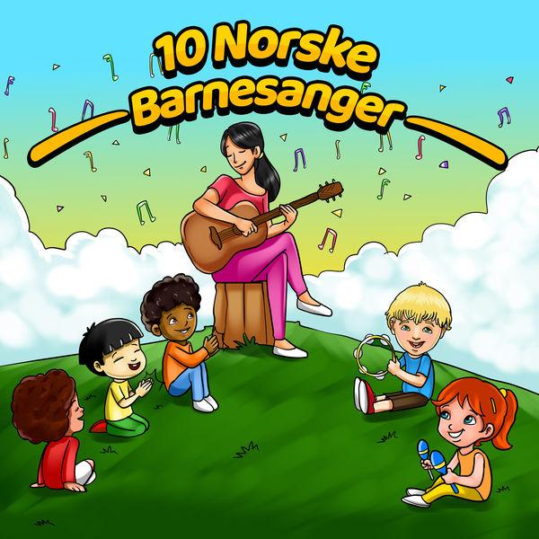 Storm Barnesanger - Topp 10 Norske Barnesanger
