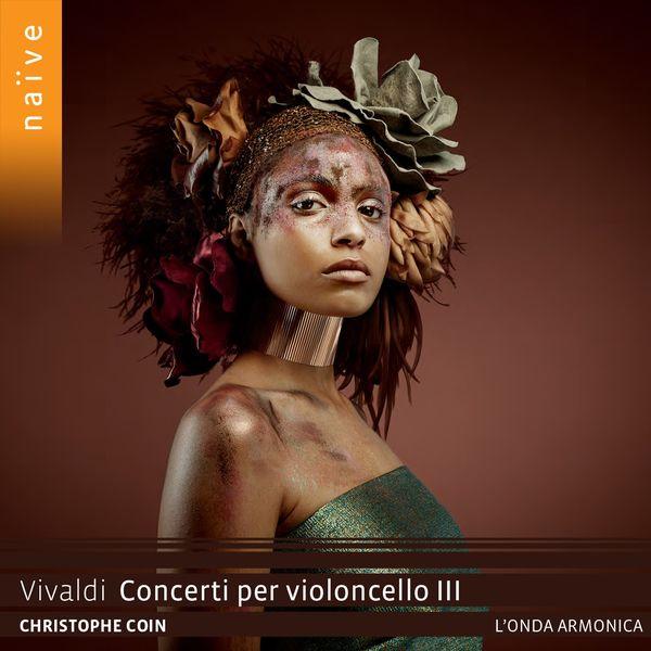 Christophe Coin - Vivaldi : Concerti per violoncello, Vol. 3