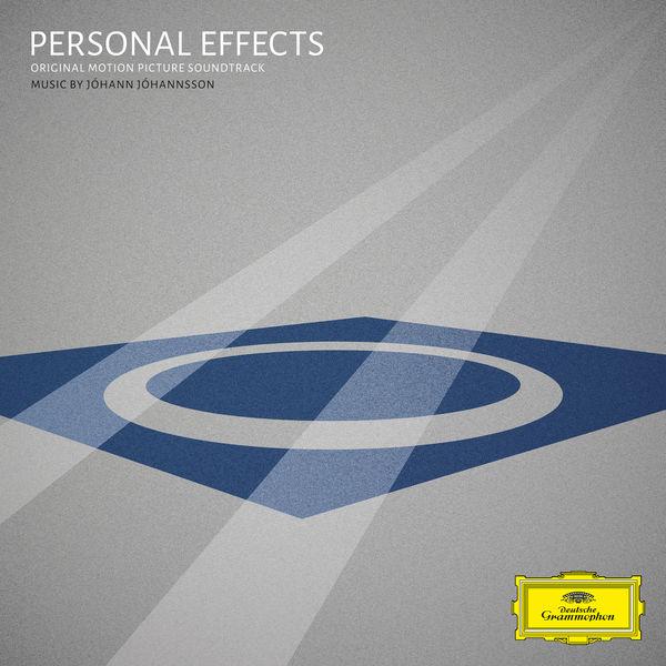 Johann Johannsson - Personal Effects
