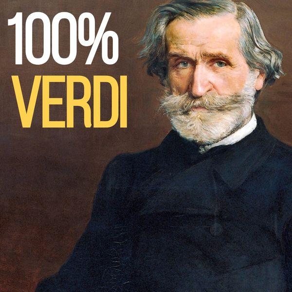 Giuseppe Verdi - 100% Verdi