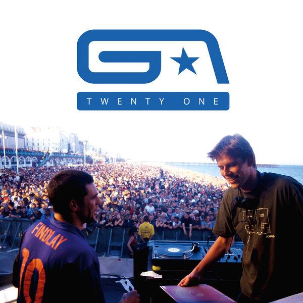 Groove Armada - Twenty One Years